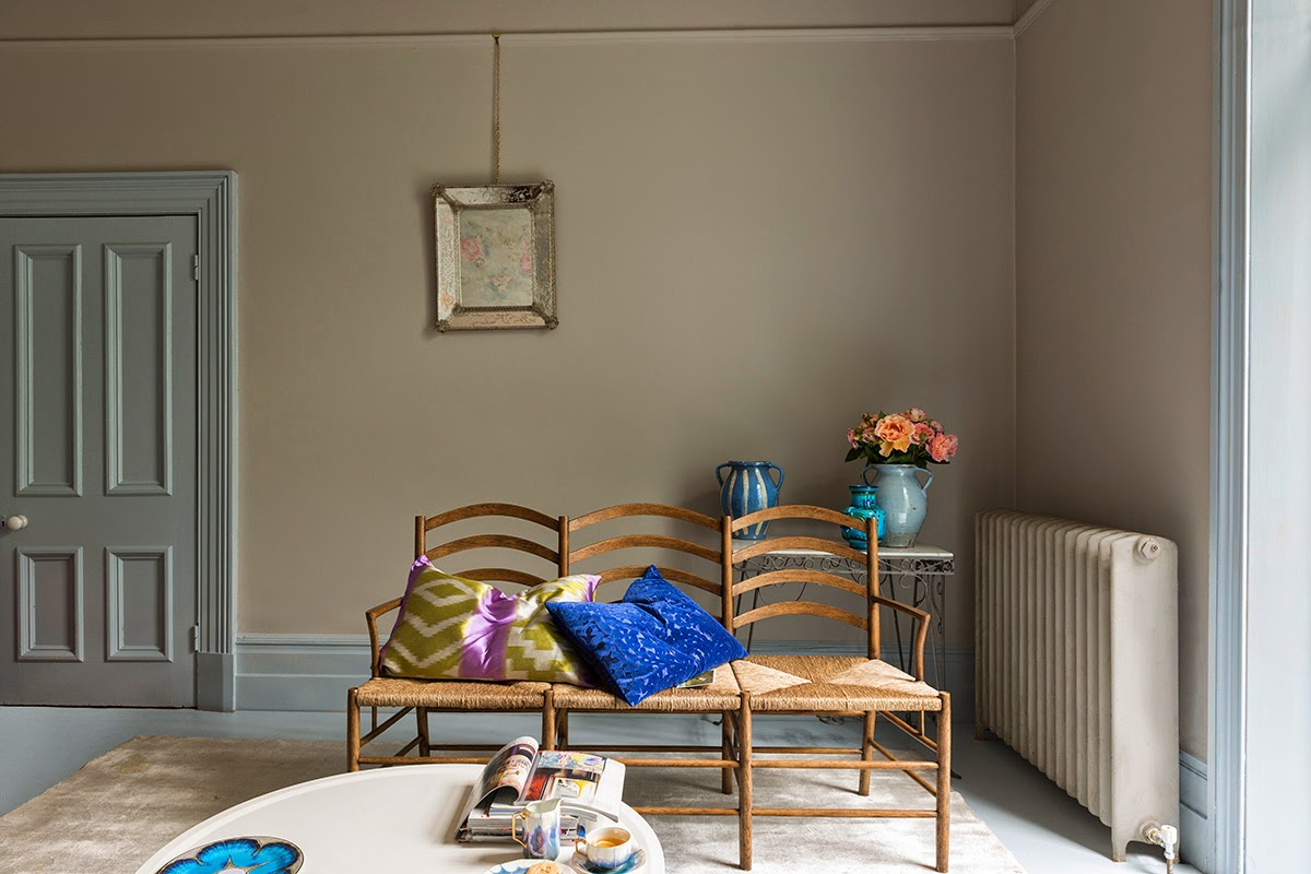 marianne cotterill has styled this beautiful farrow and ball shoot   shot by james merrell7